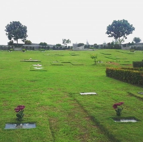 san diego hills karawang single burial